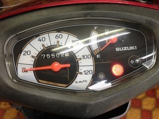 アドレスv125 FIランプ