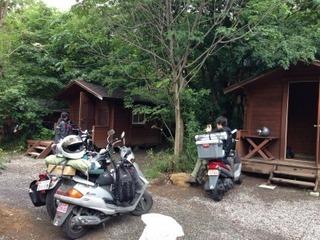 赤城山オートキャンプ